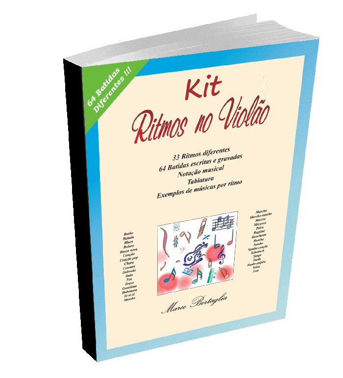 Kit Ritmos no Violão