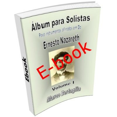 ebook E. nazareth solistas I