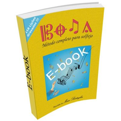 Ebook do Método Bona Musical