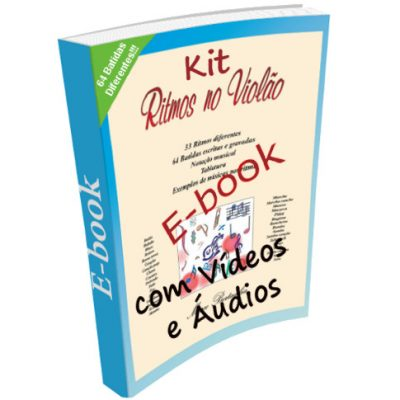 Ebook Kit Ritmos no Violao