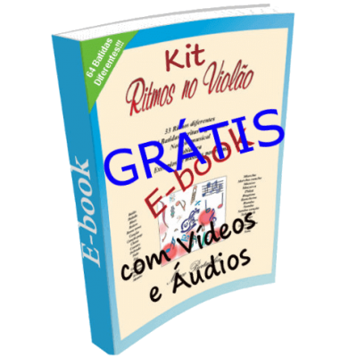 Ebook Ritmos no Violão. gratis (1)